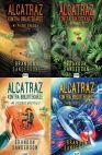 """okładka - Seria """"Alcatraz kontra bibliotekarze"""