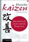Ok�adka - Filozofia Kaizen. Jak ma�y krok mo�e zmieni� Twoje �ycie