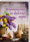 Okładka - Wspomnienia w kolorze sepii