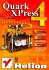 Okładka książki - QuarkXPress 4