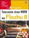 Okładka - Tworzenie stron WWW we Flashu 8. Projekty