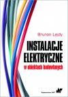 Okładka książki - Instalacje elektryczne w obiektach budowlanych