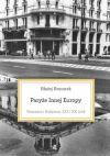 Okładka książki - Paryże Innej Europy