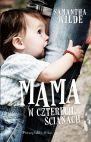 Okładka ksiązki - Mama w czterech ścianach