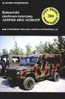 Okładka ksiązki - Samochód osobowo - terenowy Tarpan 4WD Honker