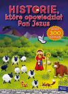 Okładka - Historie, które opowiedział Pan Jezus