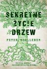 Okładka książki - Sekretne życie drzew