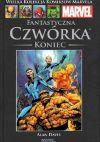 Okładka książki - Wielka Kolekcja Komiksów Marvela - 52 - Fantastyczna czwórka: Koniec