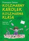 Okładka ksiązki - Koszmarny Karolek. Koszmarna klasa
