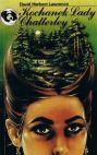 Okładka książki - Kochanek Lady Chatterley