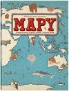 Okładka ksiązki - Mapy. Obrazkowa podróż po lądach, morzach i kulturach świata