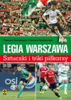 Okładka - Legia Warszawa. Sztuczki i triki piłkarzy