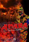 Okładka książki - Anara