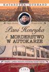okładka - Pani Henryka i morderstwo w autokarze