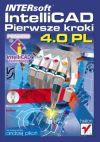 Okładka ksiązki - INTERsoft IntelliCAD 4.0 PL. Pierwsze kroki