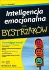 Okładka książki - Inteligencja emocjonalna dla bystrzaków