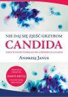 Okładka książki - Nie daj się zjeść grzybom Candida