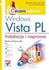 Ok�adka - Windows Vista PL. Instalacja i naprawa. �wiczenia praktyczne