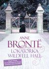 Okładka ksiązki - Lokatorka Wildfell Hall