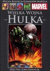Okładka książki - Wielka Kolekcja Komiksów Marvela - 51 - Wielka Wojna Hulka