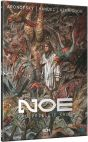 Okładka książki - Noe 4. Kto przeleje krew