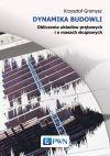 Okładka książki - Dynamika budowli. Obliczenia układów prętowych i o masach skupionych