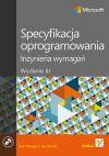 Ok�adka - Specyfikacja oprogramowania. In�ynieria wymaga�. Wydanie III