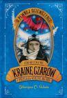 okładka - O pewnej dziewczynce, która wzniosła się nad Krainę  Czarów i przecięła Księżyc na pół