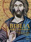 Okładka ksiązki - Biblia. Nowy Testament. Ilustrowany mozaikami z bazyliki św. Marka w Wenecji