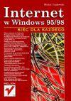 Okładka książki - Internet w Windows 95/98. Sieć dla każdego