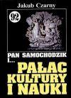 Okładka książki - Pan Samochodzik i Pałac Kultury i Nauki. Tom 92