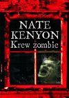 Okładka ksiązki - Krew zombie