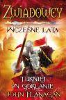 Okładka książki - Zwiadowcy: Wczesne lata: Turniej w Gorlanie