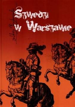 Okładka - Szwedzi w Warszawie