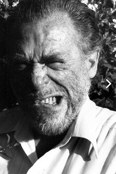 Okładka - Elegancja dupy. Charles Bukowski