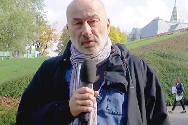 Publicystyka - - Polscy nobliści byli takimi ludźmi, jak my. Wywiad ze Sławomirem Koprem