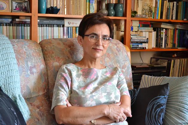 Publicystyka - Trzeba żyć! Wywiad z Ewą Szymańską