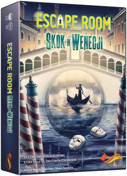 Publicystyka - Karciany pokój zagadek. Recenzja gry EscapeRoom: Skok w Wenecji