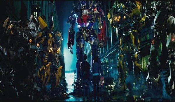 Okładka publicystyki dla Transformers z kategorii Brak kategorii