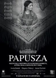"""Okładka - """"Papusza"""". Filmowa podróż do zakazanego świata"""