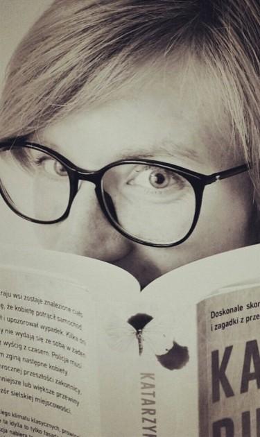 Publicystyka - Dzisiaj Agatha Christie pisałaby skandynawskie kryminały. Rozmowa z Katarzyną Puzyńską