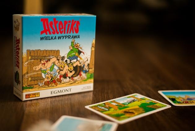 """Okładka publicystyki dla Recenzja gry """"Asterix. Wielka wyprawa"""