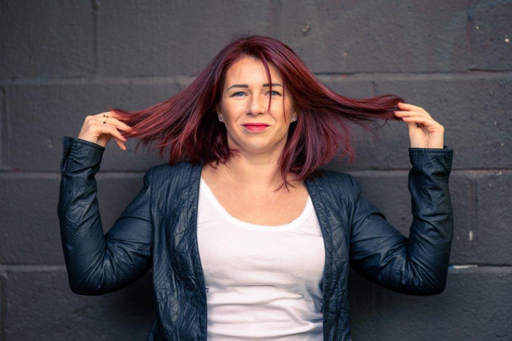 Sandra Robins - autorka