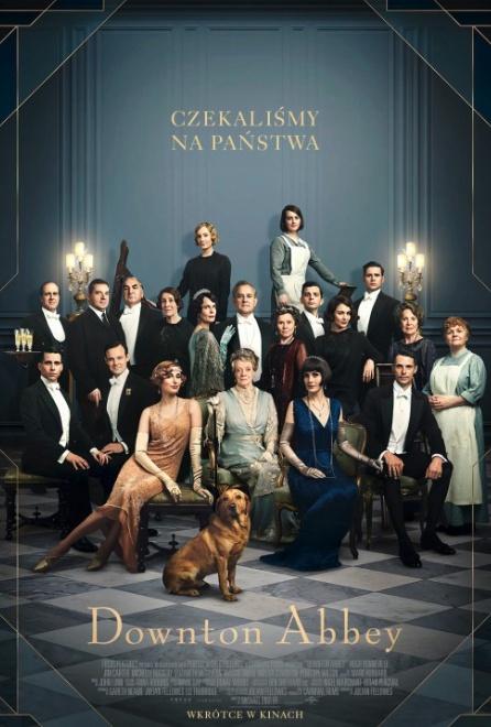"""Publicystyka - Bajka, w którą chce się wierzyć. Recenzja filmu """"Downton Abbey"""