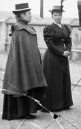 Okładka - Blada miłość epoki sióstr Bronte