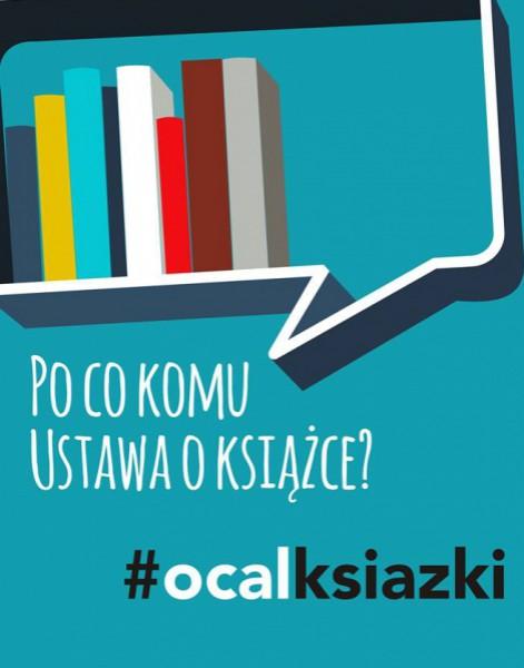 Okładka - Czego potrzebuje polski rynek książki? Dyskusja na marginesie ustawy o książce