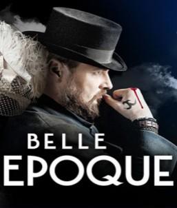 """Okładka - Recenzja serialu """"Belle Epoque"""". W ćwierć drogi na Zachód"""