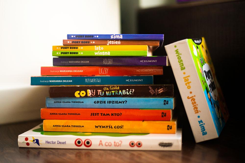 Publicystyka - Najlepsze książeczki dla niemowląt