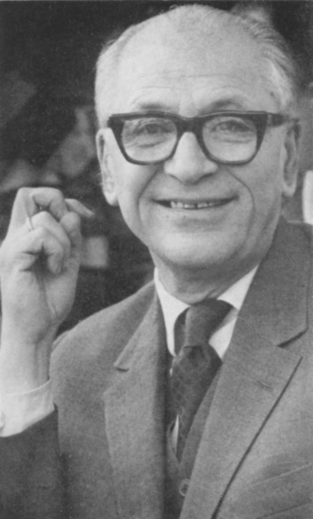 Okładka - Polski Umberto Eco. Sylwetka Teodora Parnickiego