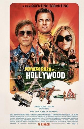 """Publicystyka - Nie tak dawno temu... Recenzja filmu """"Pewnego razu... w Hollywood"""